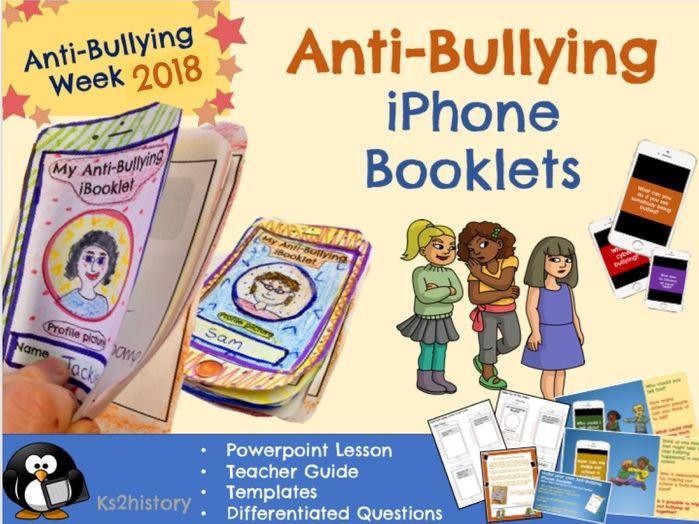 Anti - Bullying Week Activity