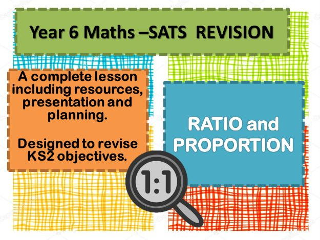 COMPLETE REVISION LESSON   RATIO AND PROPORTION