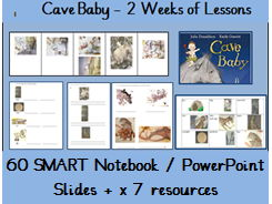 Cave Baby year 1 planning and resources