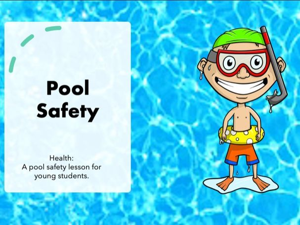 Pool Safety Lesson