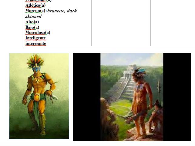 Aztec Mini Project (Spanish)