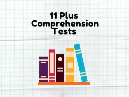 11 Plus Comprehension Tests