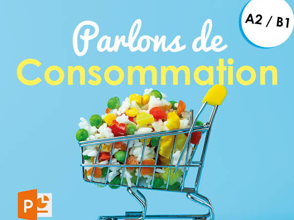 French: consumption A2/B1