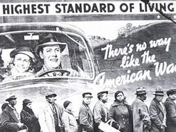 Social Tension USA 1920s