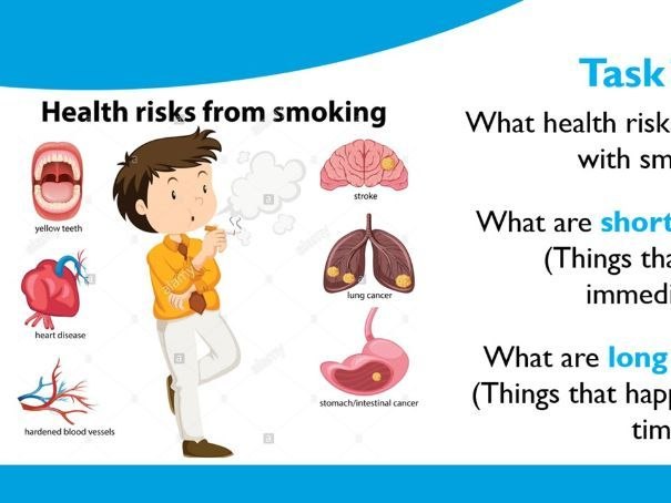 Smoking Education (Tobacco & E-Cigarettes)