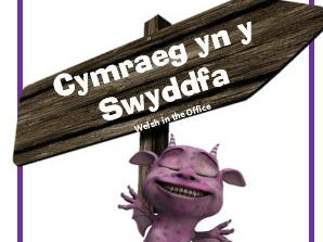 Helping in the Office-Developing Progressive Incidental Welsh in the Primary School N to Y6  Booklet