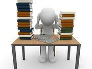 German Reading - At University