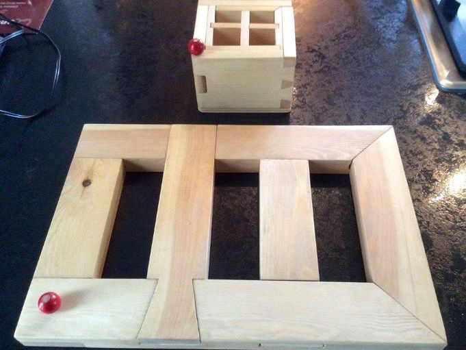 Wood Joint Practical Resource (build your own kit)