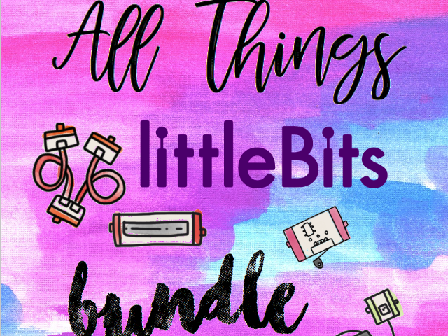 All Things littleBits STEAM BUNDLE