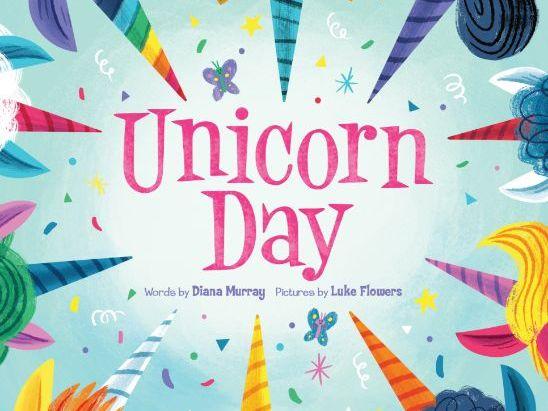 Unicorn Day Activity Kit