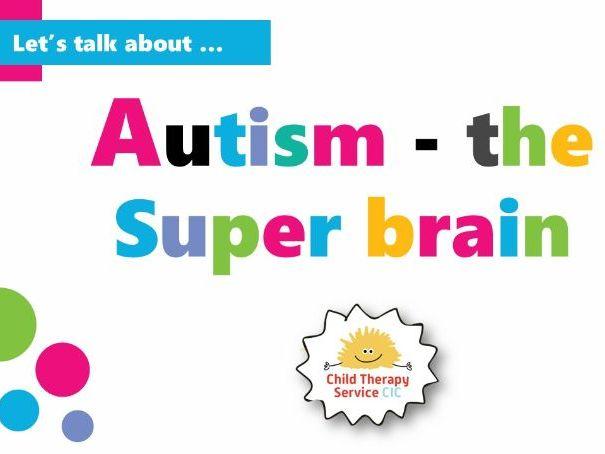 Awareness Pack - Autism (5 - 11yrs)