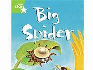Rigby Star Green: Big Spider