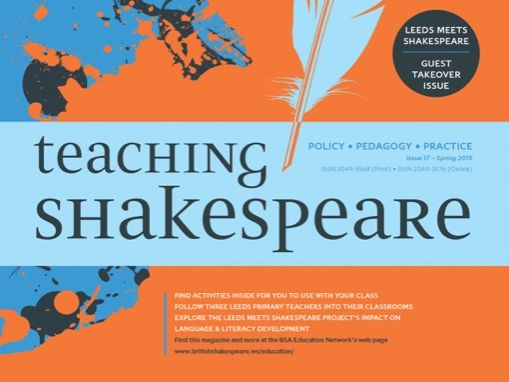 Teaching Shakespeare: issue 17