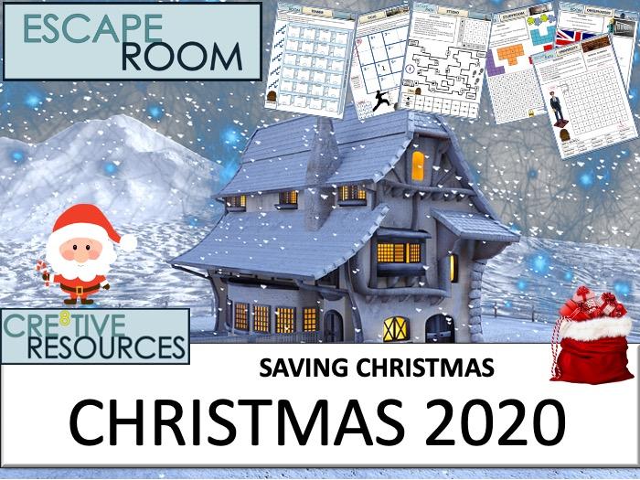 Christmas Escape Room