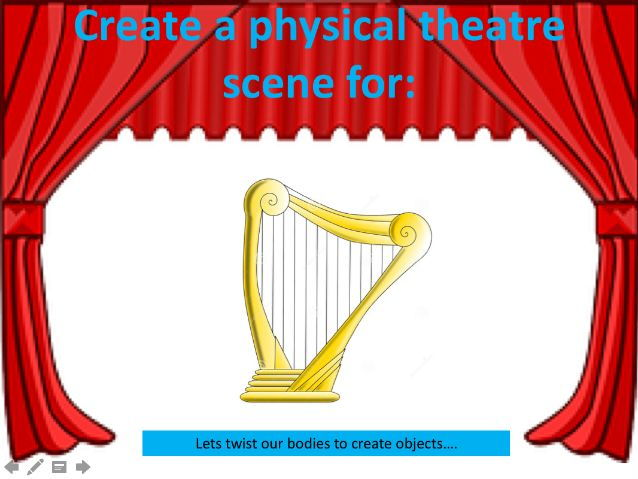 KS3 Drama (SEN Differentiated) Pantomime - Lesson 5