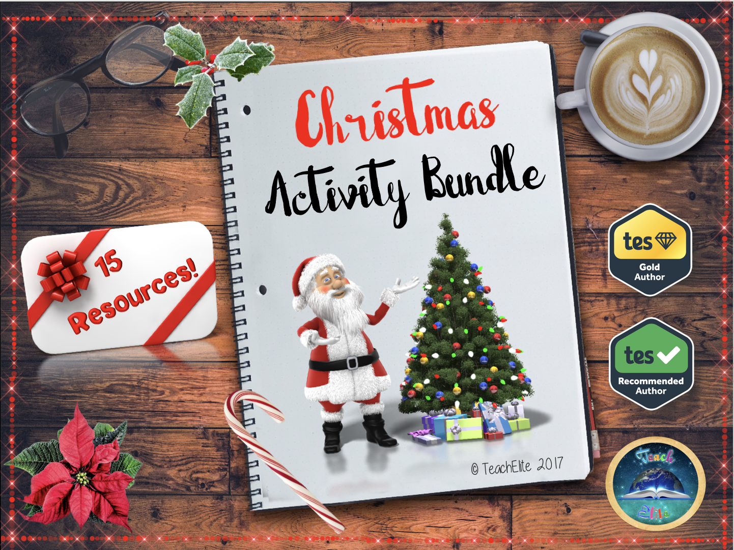 Christmas: Christmas Activity Pack
