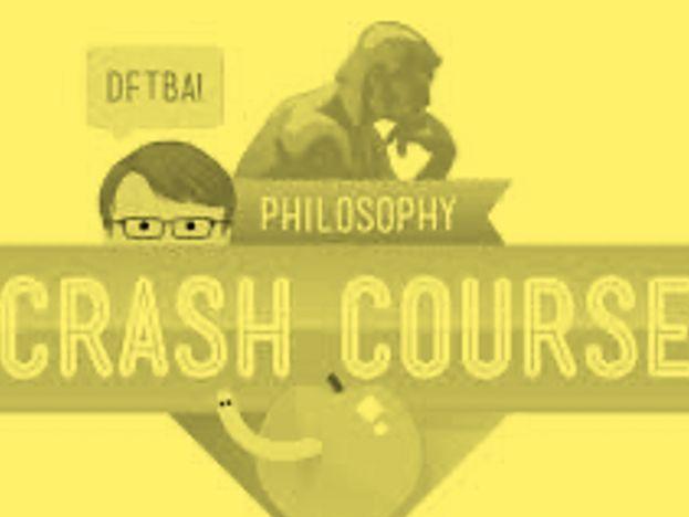 Crash Course Philosophy #21 - Personhood (Worksheet)