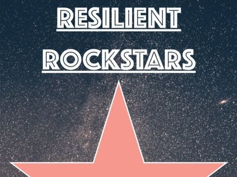 Resilient Rockstars Poster