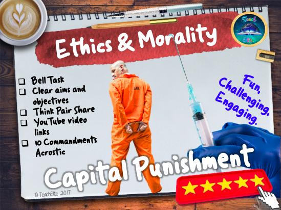 Capital Punishment: Death Penalty