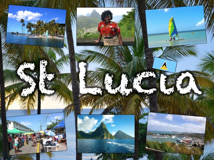 Exploring St Lucia