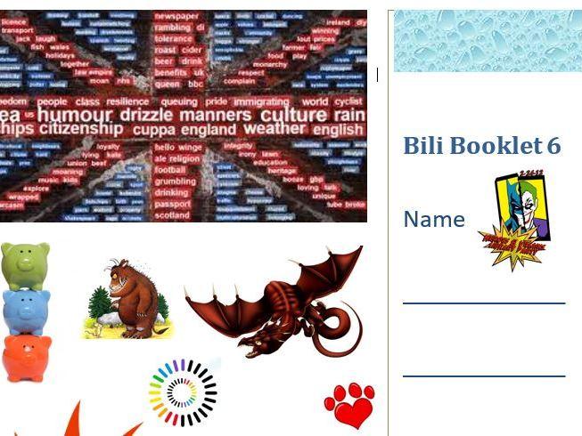 English Language Booklet