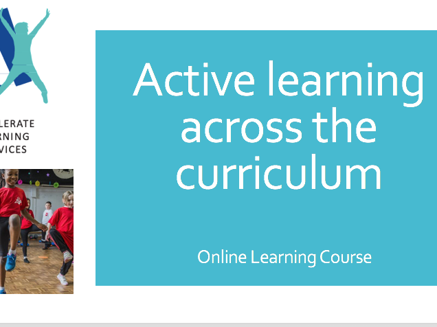 Active learning - online course
