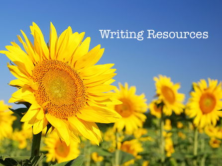 Writing Resources For KS2/3