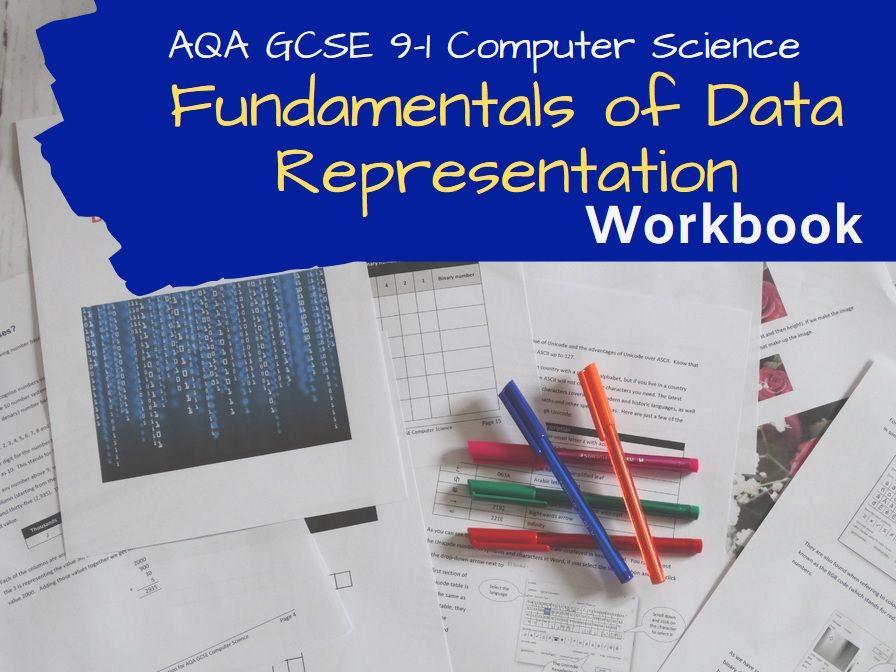Data Representation AQA GCSE 9-1