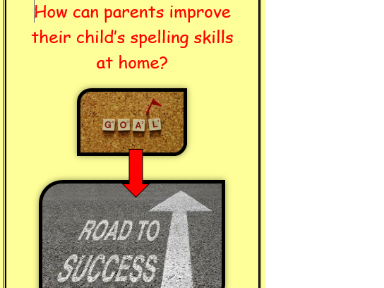 Techniques for Parents to Improve Spelling at Home