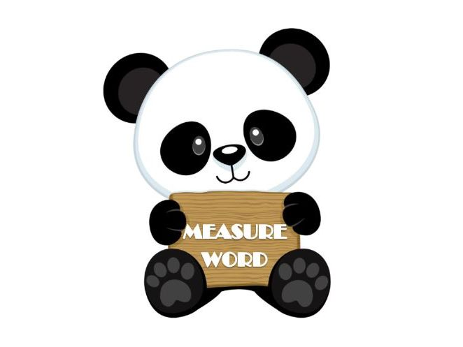 Important Measure Words '个', '只' & '条'_Mandarin Chinese