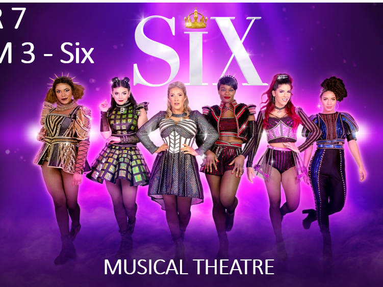 SIX The musical - Dance SOW