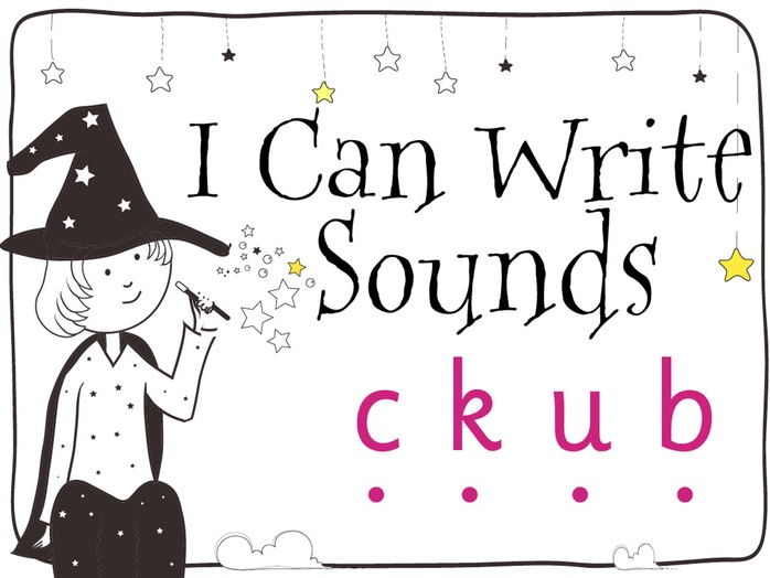 Magic Sounds Phonics: Set 3: c k u b