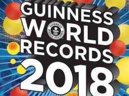 Guinness World Records Quiz 2018 (plus independent task)