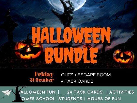 Halloween Quiz Bundle
