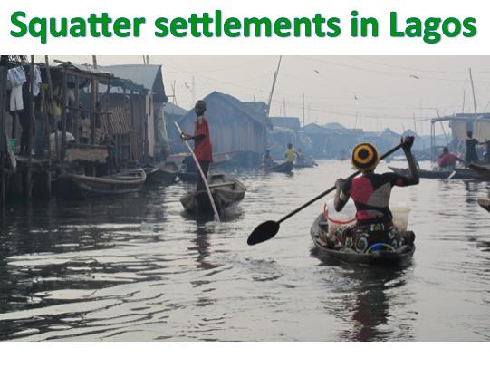 KS3 Africa - Squatter Settlements in Lagos