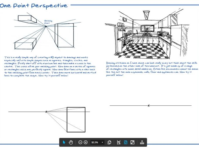 Drawing Worksheets 2PP Shading Rendering 1PP Cross Hatching Tonal Range