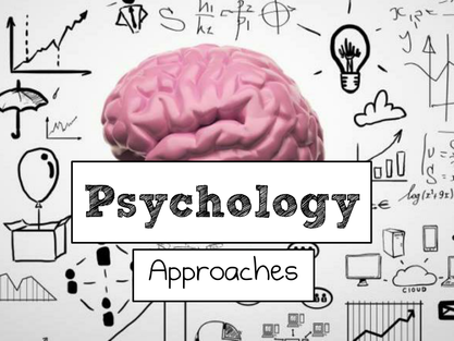 Revision posters for AQA A Level Psychology - Approaches