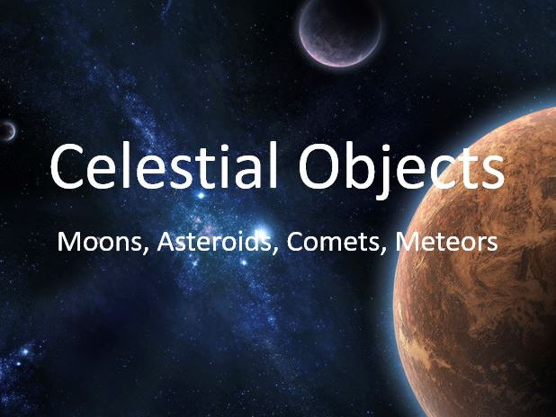 Physics Celestial Objects