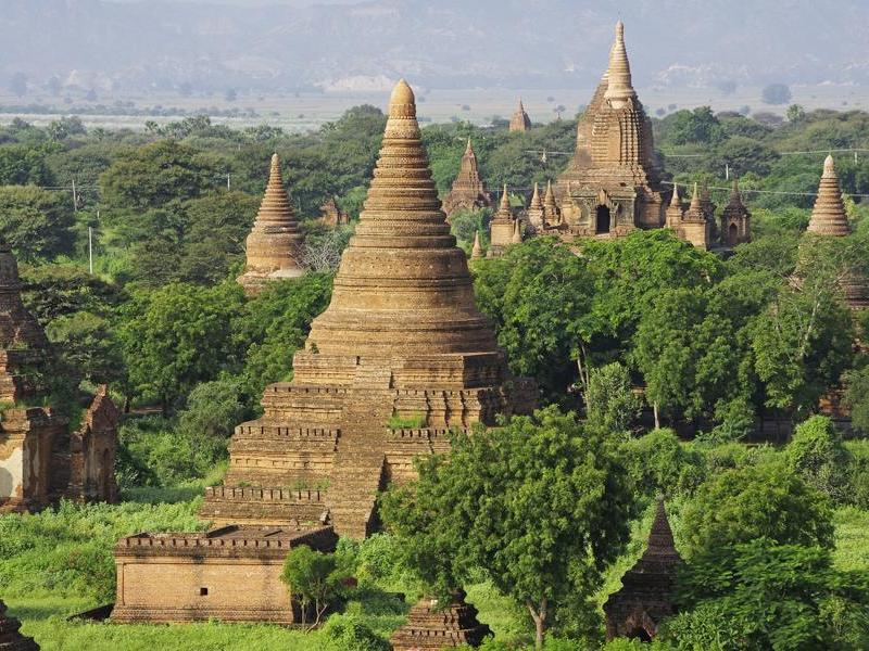 Tourism decision making lesson - Myanmar