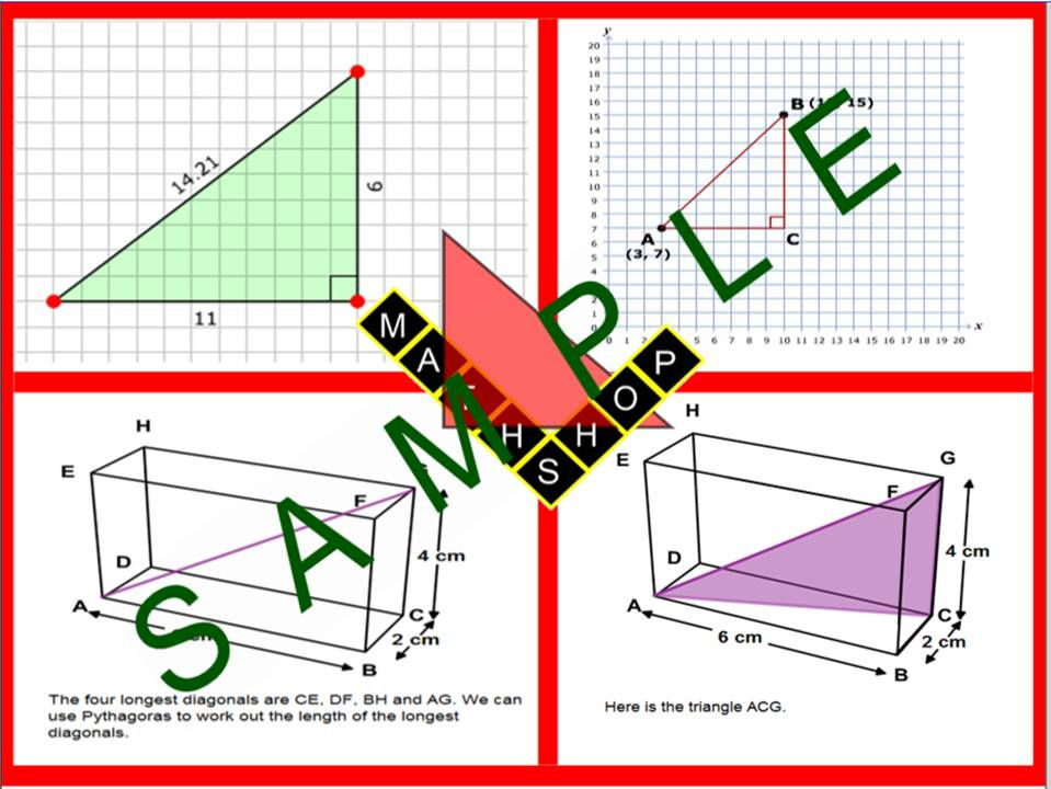 Shape Space GCSE Revision