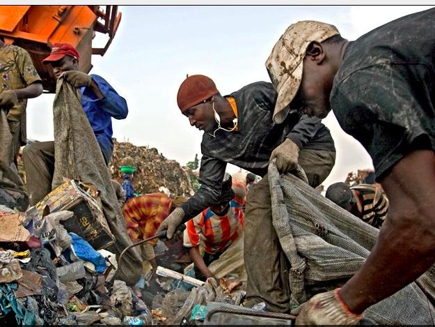 AQA Geography Nigeria revison lesson
