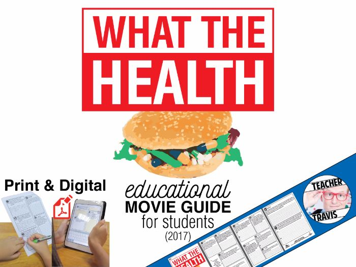 What the Health Movie Viewing Guide