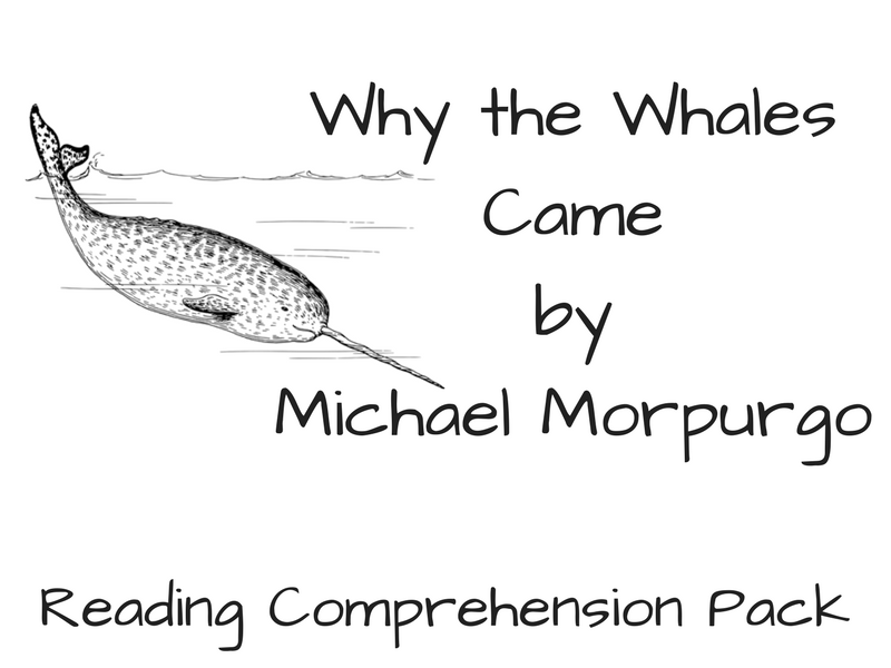 Why the Whales Came - Reading Comprehension