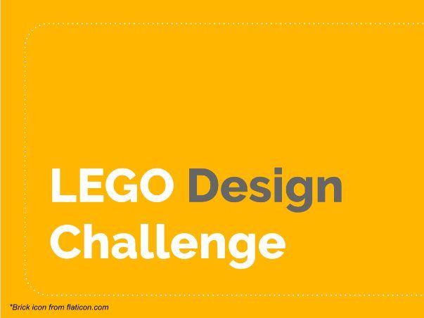 Lego Design Challenge