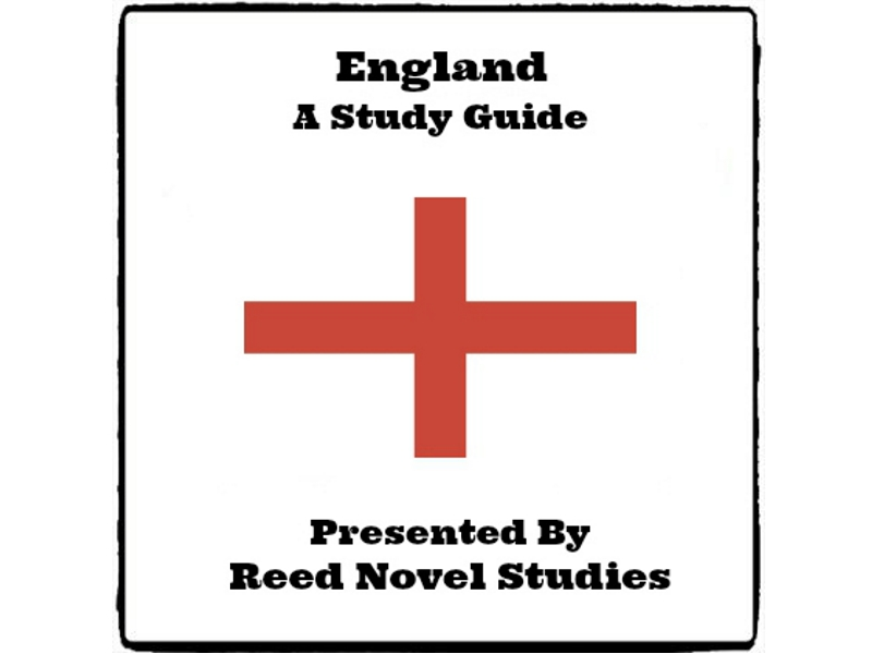 England - A Study Guide * (Presented by Reed Novel Studies)