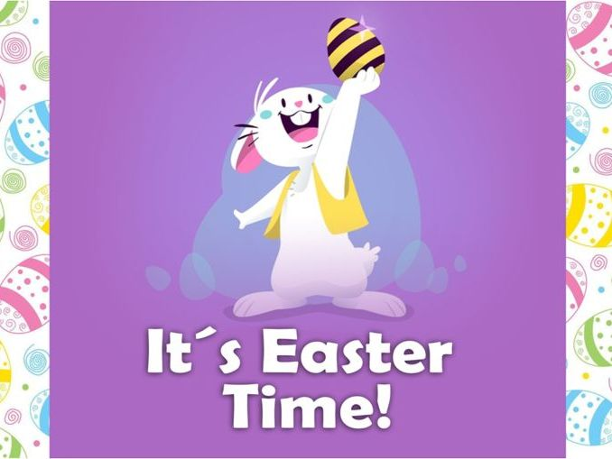 It´s Easter Time (Distance Learning)