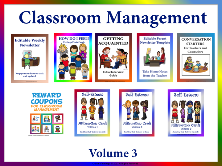 Classroom Management Volume 3