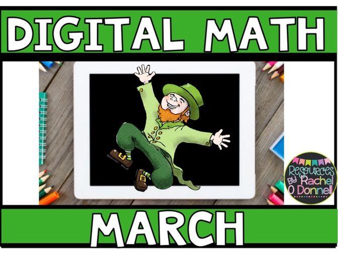 Digital Maths March