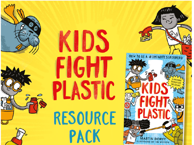 Kids Fight Plastic Resource Pack