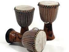 African Drumming Worksheet